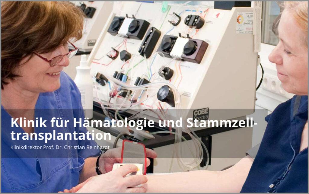 Klinik für Stammzelltransplantation